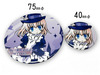 缶バッジ-丸形(C001)