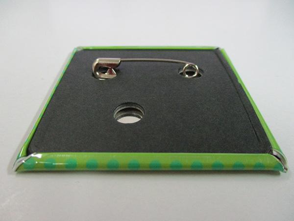 缶バッジ-正四角形 サンプル2